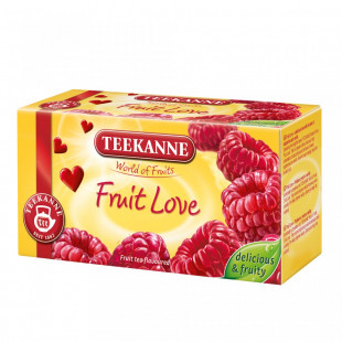 Teekanne Ceai Fruit Love 20X2.5g
