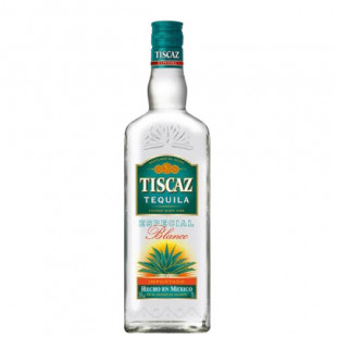 Tequila Blanco Tiscaz 0.7L