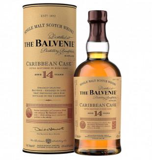 The Balvenie Caribbean Cask 14 YO 0.7L