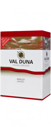Val Duna Merlot Bag in Box 5L
