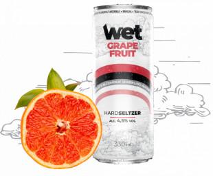 Wet Grape Fruit 0.33L