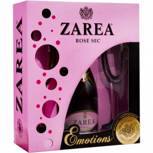 Zarea Diamond Emotion Collection Rose Sec 0.75L