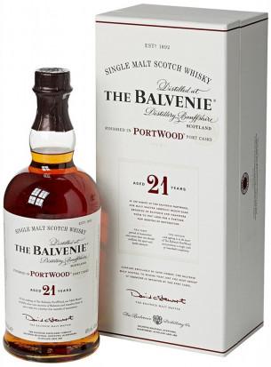 The Balvenie Portwood 21 YO 0.7L