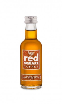 Red Square Vodka Toffee 50ml