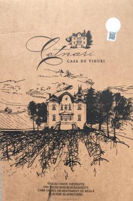 Casa de Vinuri Cotnari Feteasca Alba Sec Bag in Box 3l