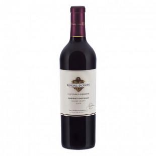 Kendall Jackson Vintner's Reserve Cabernet Sauvignon 2009 red