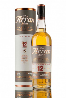 ARRAN 12 YO SINGLE MALT CASK STRENGT