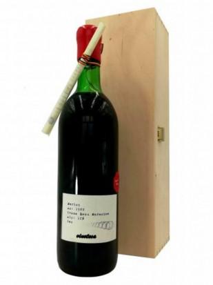 Banu Maracine Merlot 1988 (cutie lemn)