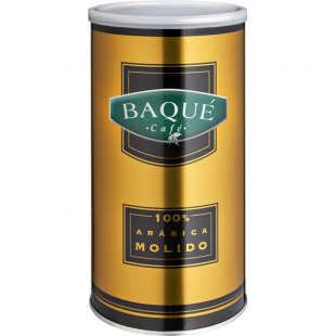 Baque Cafea 100% Arabica Molido Macinata 500g