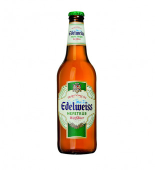 Bere Edelweiss, Sticla 0.5L, Bax, 20 buc