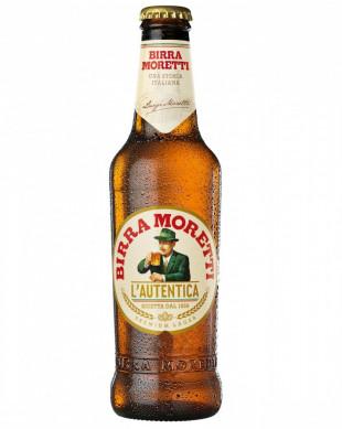 Birra Moretti, Sticla 0.66L, Bax, 12 buc