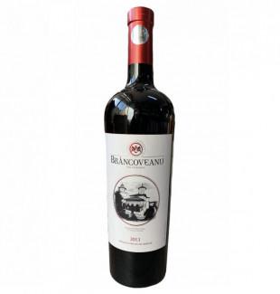 Brancoveanu Vin Rosu Domnesc Feteasca Neagra Baricat 2013 0.75L