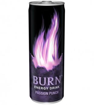 Burn Fructul Pasiunii, Doza 0.25L, Bax 12 buc