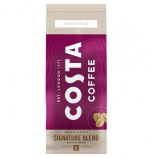 Cafea Costa Signature Blend, cafea măcinată, prăjire medie, 0.2kg