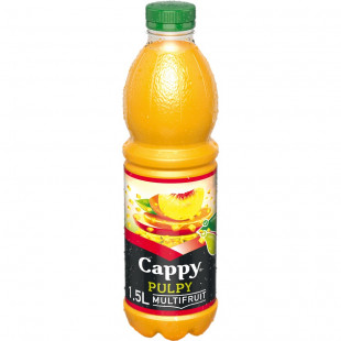 Cappy Pulpy Multifruct 1.5 l