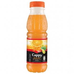 Cappy Pulpy Portocale, PET 0.33L, Bax 12 buc