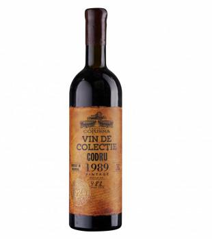 Chateau Cojusna Vin de Colectie Codru 1989 0.75L