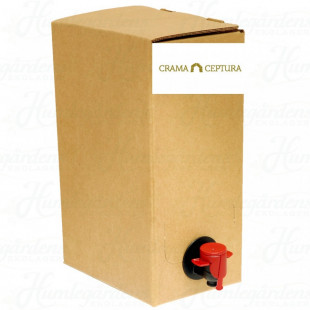 Crama Ceptura Rosu Demisec Bag In Box 10l