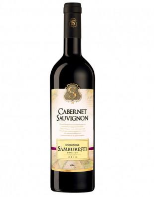Domeniile Samburesti Cabernet Sauvignon 0.75L