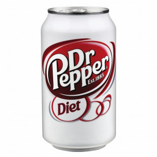 Dr.Pepper Diet 0.33L