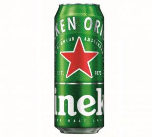 Heineken, Doza 0.5L, Bax, 24 buc