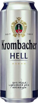 Krombacher Hell Nepasteurizata Doza 0.5L