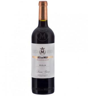 Marques De Murrieta Rioja Tinto Reserva 0.75L