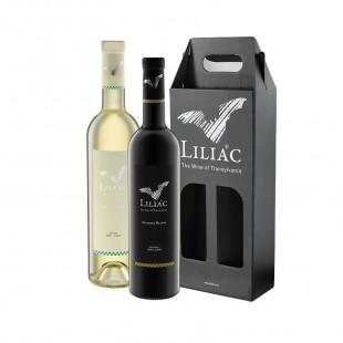 Pachet Liliac Feteasca Alba+Feteasca Neagra 0.75L