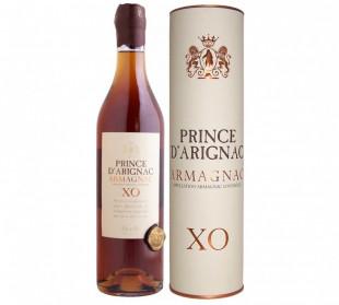 Prince D'Arignac XO Armagnac 0.7L + Cutie