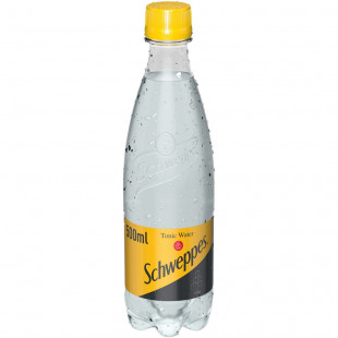 Schweppes Tonic Water, PET 0.5L, Bax 12 buc