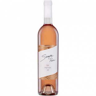 Sempre Rose, Pinot Noir, Sec, 13.5%, 0.75L