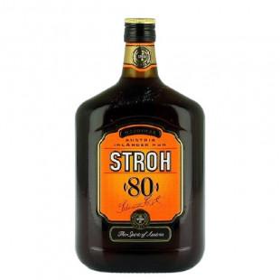 Stroh Inlander Rum 80% 0.7L