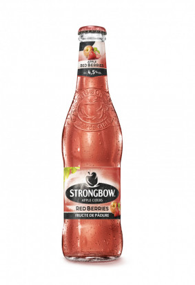 Strongbow Red Berries, Sticla 0.33L ,Bax, 24 buc