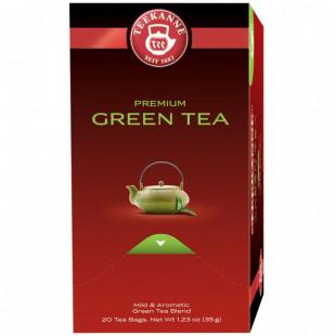 Teekanne Premium Ceai Verde 20x1.75g