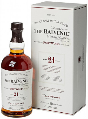 The Balvenie Port Wood 21 Ani