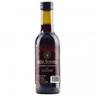 Vincon, Beciul Domnesc, Cabernet Sauvignon, Sec, 13.5%, 0.187L