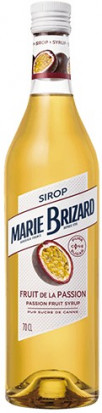 Sirop Marie Brizard Passion Fruit