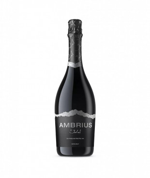 Ambrius by Ikel Spumant Aprisecco Alb Extra Brut 0.75L