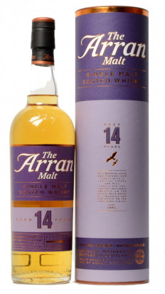 ARRAN 14 YO SINGLE MALT