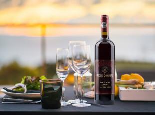 Beciul Domnesc, Pinot Noir, Demisec, 12.5%, 0.75L