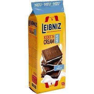Biscuiti Leibniz Keks and Cream Milk 190g