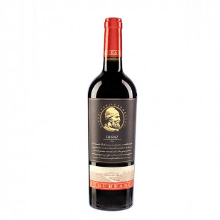 Budureasca Shiraz Premium 2015