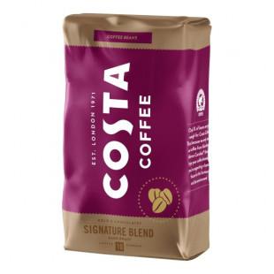 Cafea Costa Signature Blend, cafea boabe, prăjire intensa, 0.5kg
