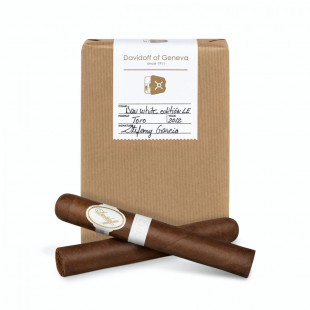 Davidoff White Edition Limited Edition 10 Bucati