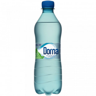 Dorna Apa Minerala Carbogazificată Pet 500 ml
