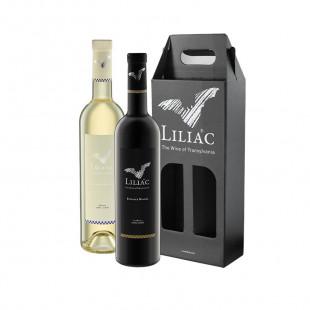 Pachet Liliac Feteasca Regala+Feteasca Neagra 0.75L