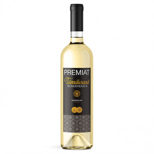 Premiat, Tamaioasa Romaneasca, Demidulce, 11.5%, 0.75L