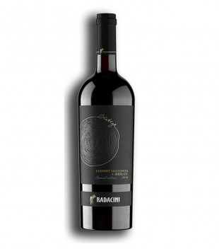 Radacini Vintage Cabernet Sauvignon & Merlot 0.75L