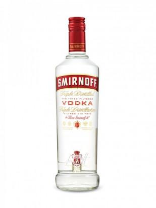 Smirnoff Red No. 21 Vodka 1L