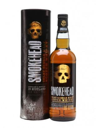 Smokehead Islay Single Malt Scotch Whisky 0.7L